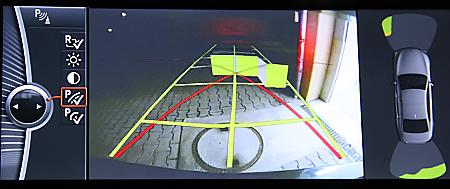 Sicherheit Nachrüstung PDC und Rückfahrkamera